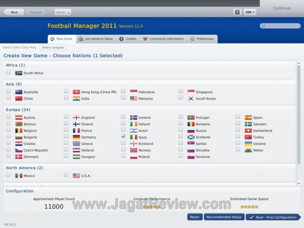 Общая информация. Название игры: Football Manager 2011 * Категории игры: S