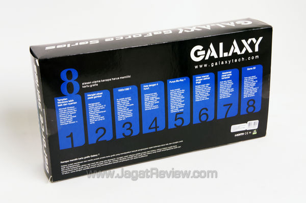 Обзор Galaxy GeForce GTX 580