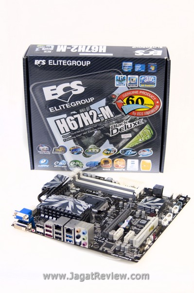 Review ECS H67H2-M: Motherboard High End dengan Harga