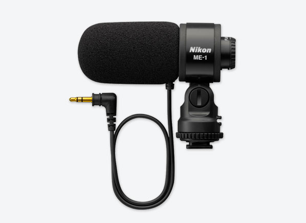 microphone,camera accessories,Nikon