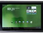 Salah satu produk yang telah dipersenjatai Tegra 2, Acer Iconia Tab A500