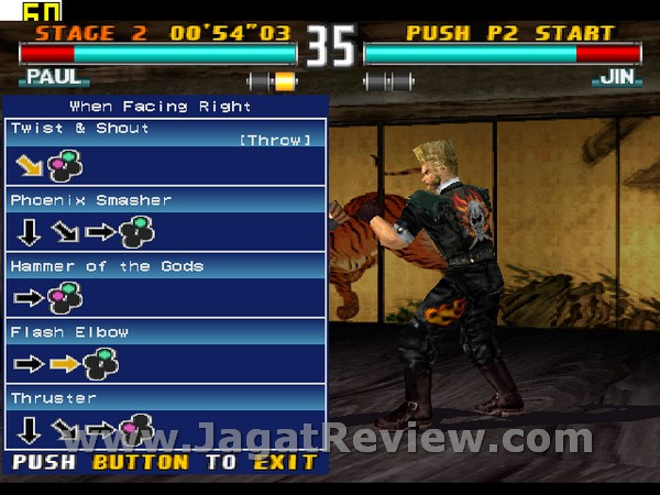 List of Synonyms and Antonyms of the Word: tekken 3 combos