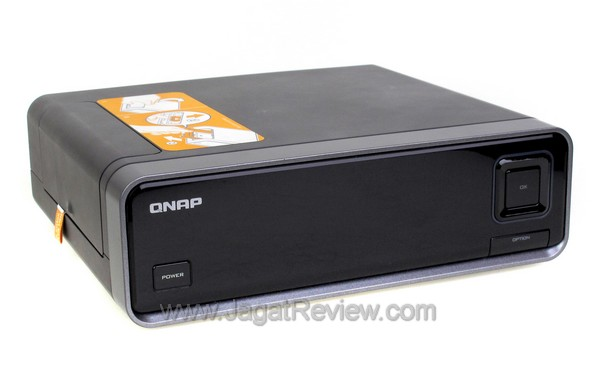 Review- QNAP NMP-1000: Media Player Merangkap NAS | Jagat Review