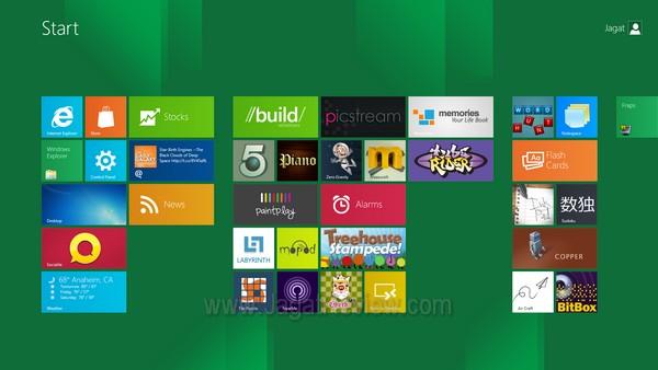 Windows 8 Bisa Di-download Gratis!