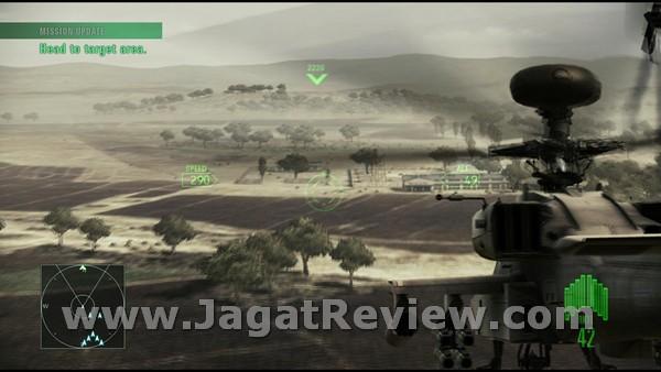 Ace Combat Assault Horizon 107