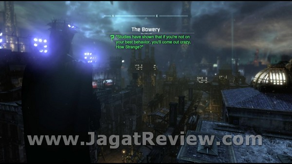 Batman Arkham City 1931