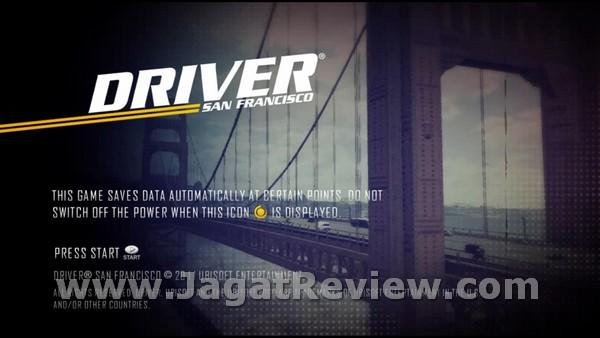 Driver San Fransisco 1