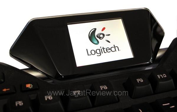Logitech g19 gaming keyboard - Logitech Driver