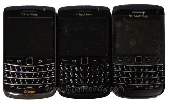 Blackberry 9700) dan Delta (Blackberry 9780 dan sering disebut Onyx 2