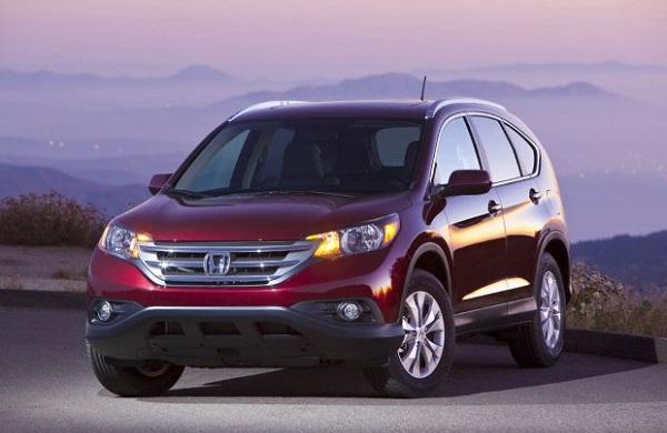 Honda CR-V 2012 Diklaim Lebih Efisien Dibanding Model Sebelumnya