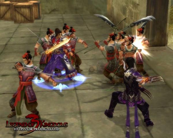 Legend of 3 Kingdom 2