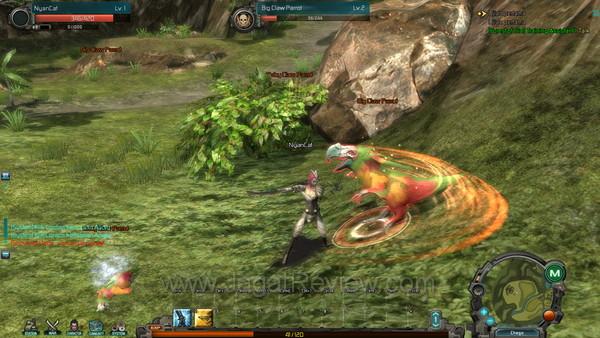 LivingAfterWar Nak Warrior