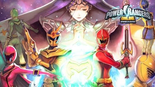 Power Ranger Online