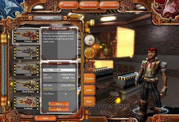 Steam Ops Blackmarket