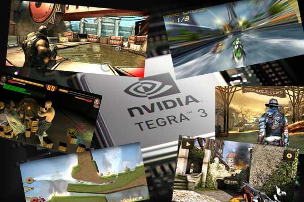 gaming tegra3