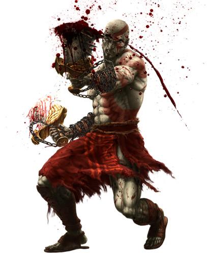 kratos blood