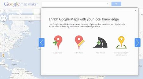 Image result for Google Map Maker Tidak Akan Ada lagi Untuk Google Maps
