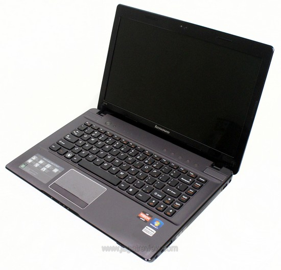 Review Lenovo Ideapad Z475 Notebook Yang Dipersenjatai