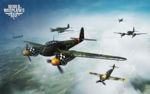 World of Warplanes German02