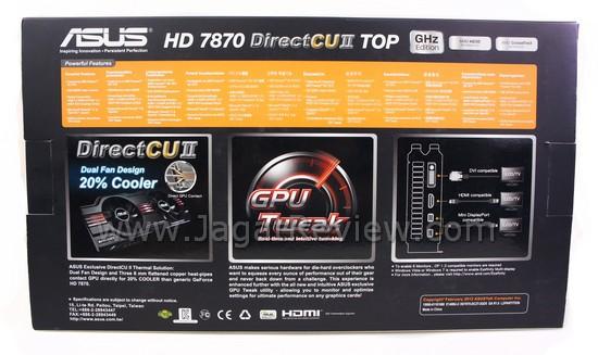 """Club3d Radeon Hd 7870 Xt Jokercard Review: Preview Singkat AMD Radeon ASUS HD 7870 """"Pitcairn XT"""