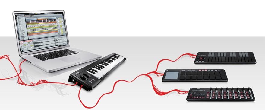 Korg Umumkan 3 Model Keyboard MIDI Yang Kompatibel Dengan