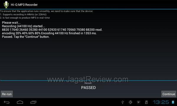 Axioo PicoPad 7 - Hi-Q MP3 Recorder