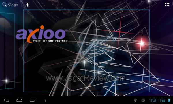 Axioo PicoPad 7 - Homescreen 5