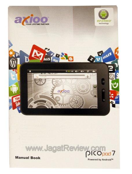 Axioo PicoPad 7 - Manual