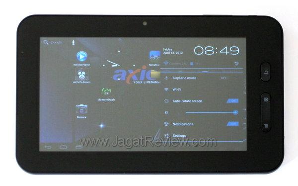 pada smartphone android mahal lalu bagaimana dengan tablet android