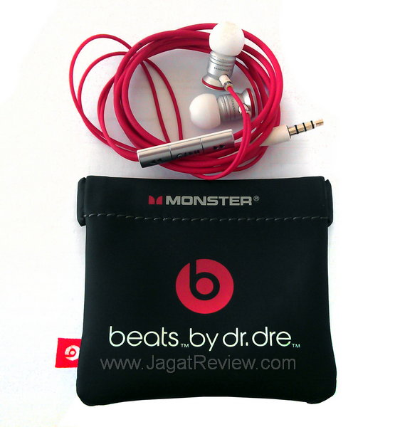 HTC Sensation XE - Beats by DrDre Earphone