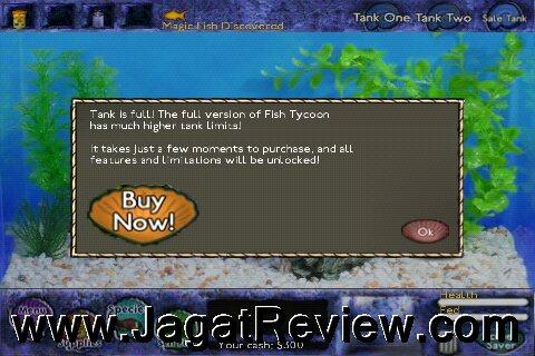 App Fish Tycoon Simulasi Memelihara Ikan Hias Jagat Review