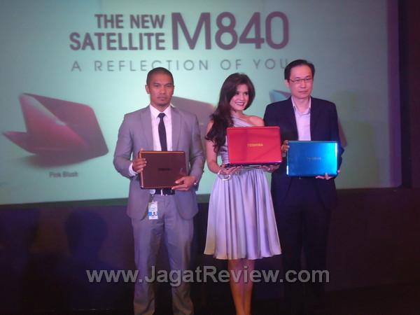 Toshiba Luncurkan 3 Seri Notebook Satellite Terbaru Di