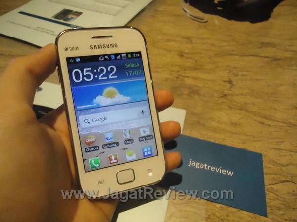 Samsung Luncurkan 2 Anggota Baru Dalam Keluarga Galaxy Ace