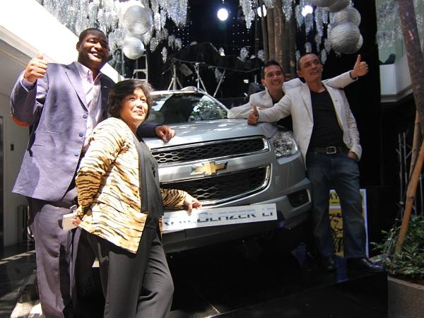 General Motors Luncurkan All New Trailblazer Di Indonesia Jagat Review