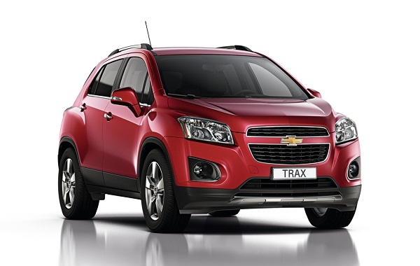 Chevrolet Trax Suv Kecil Yang Akan Ramaikan Paris Motor