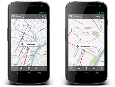 Google Maps 6.10