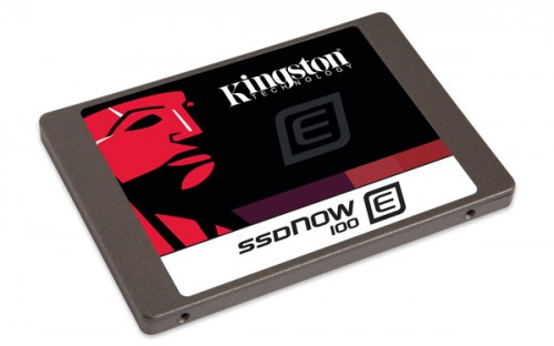 Kingston SSDNow E100