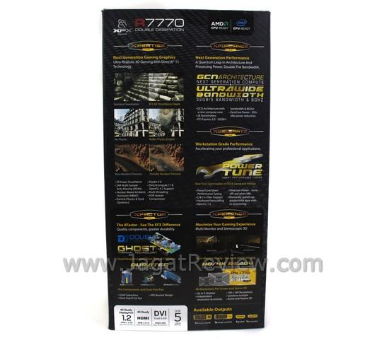 Review VGA AMD XFX Radeon HD 7770 DD: Dipersenjatai Pendingin Dual Fan Ghost Thermal