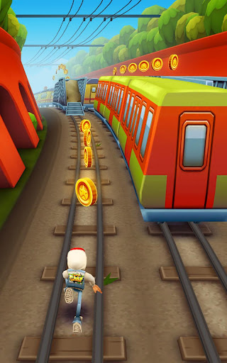 ANDROID Subway Surfers