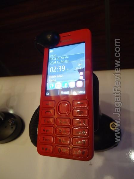Nokia 206: Ponsel Murah Kaya Fitur dengan Warna-warni Mencolok