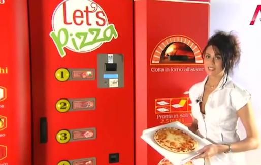 Image result for vending machine pembuat pizza