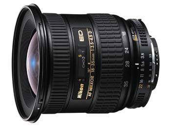 Nikkor AF18-35mm f/3.5-4.5D ED