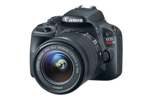 Canon EOS SL1, Kamera DSLR Terkecil dan Teringan di Dunia
