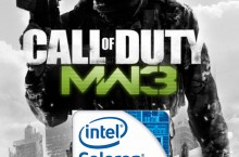 Preview Intel Celeron 1000M: Bisa Untuk Main Call Of Duty: Modern..