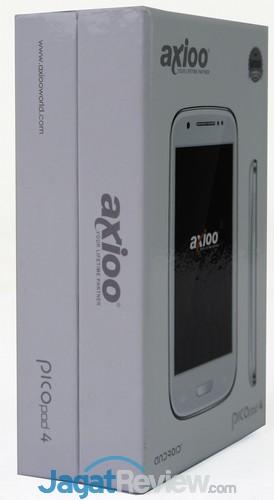 Axioo Picopad 4 - Box Depan