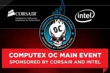 Corsair dan Intel Umumkan Kompetisi Overclocking 'Computex OC Main Event'