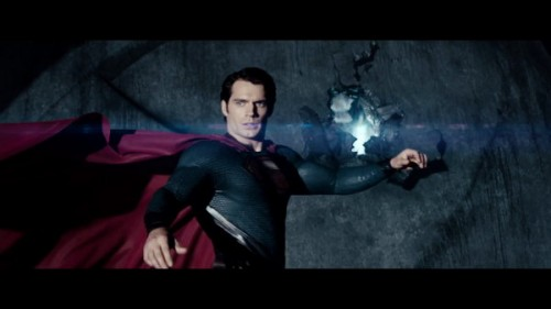 Man Of Steel Trailer - Kal El