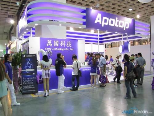 Apotop Booth Raid - Computex 2013 (17)