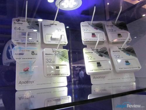 Apotop Booth Raid - Computex 2013 (3)