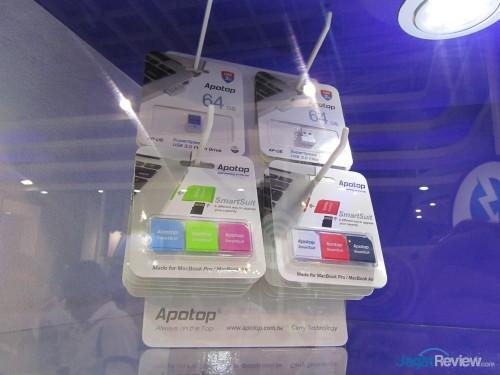 Apotop Booth Raid - Computex 2013 (4)